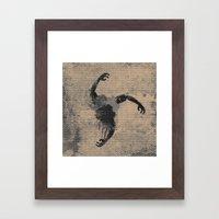 Triskelion Framed Art Print