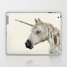 the unicorn  Laptop & iPad Skin