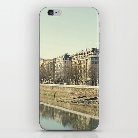 Along The River iPhone & iPod Skin