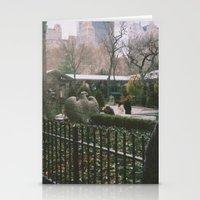 ny zoo Stationery Cards