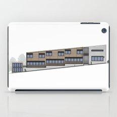 School Facade iPad Case