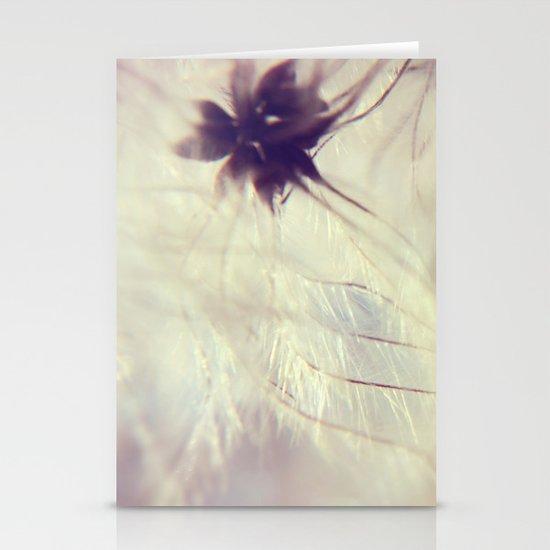 Flutter Stationery Card