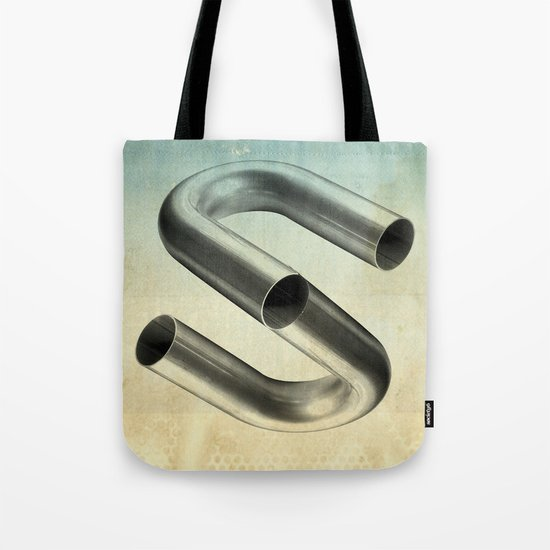 impossible tubes Tote Bag