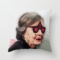 G R A N N Y  Throw Pillow