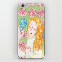Angie Darling iPhone & iPod Skin