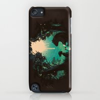 iPod Touch Cases featuring The Conversationalist by Budi Kwan
