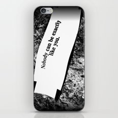 The Fortune iPhone & iPod Skin