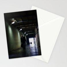 Dark Walk Stationery Cards