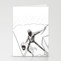 Spider-Beard Stationery Cards