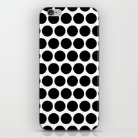 Graphic_Polka Dots  iPhone & iPod Skin