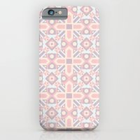 Ethnic Moroccan Motifs Seamless Pattern 8 iPhone 6 Slim Case