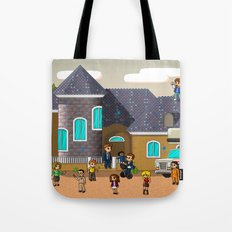 Super Arrested Development  Tote Bag