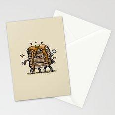 Pancake Bot Stationery Cards