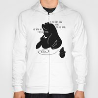 If You Don't Know Where You're Going Hoody