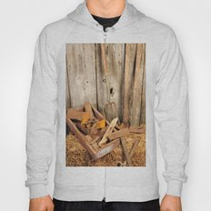 Rusted tools Hoody
