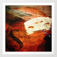 Suite Music Art Print