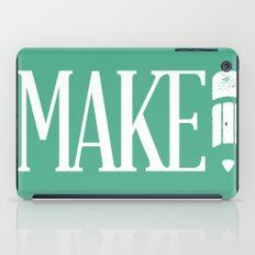 MAKE iPad Case