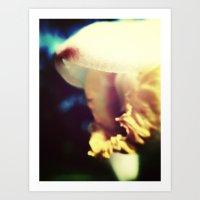 flowerII Art Print