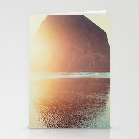 This is where I want to be... Stationery Card