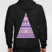 Aztec; Purple Dreams Hoody