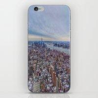 The Big Apple iPhone & iPod Skin