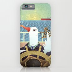 A-Z Animal, Albatross Quartermaster - Illustration iPhone 6 Slim Case
