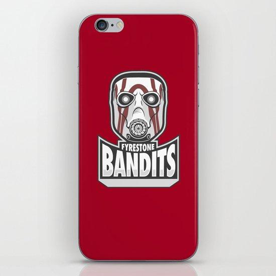 Fyrestone Bandits iPhone & iPod Skin