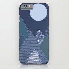 Magic Night Trees Slim Case iPhone 6s