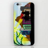 500 DAYS IN RIO iPhone & iPod Skin