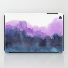 Watercolor Abstract Land… iPad Case