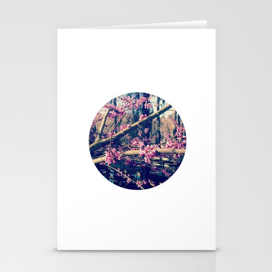 SPRING Stationery Card