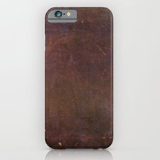 Leather iPhone 6 Slim Case