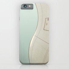 wavy wall iPhone 6 Slim Case