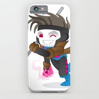 iPhone & iPod Case featuring GAMBIT ROBOTIC by We are Robotic
