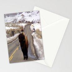 Montana Traffic Jam Stationery Cards