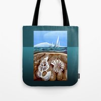 The Geology Of Boating Tote Bag