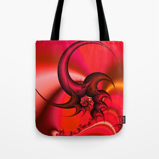 Surrender Tote Bag