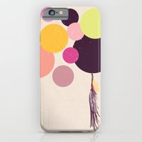 iPhone & iPod Case featuring Balloons//One by Party in the Mountains