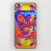 Caticorn-Lady Jasmine iPhone & iPod Skin