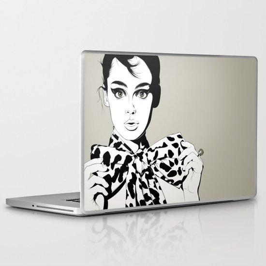 Uh! Laptop & iPad Skin