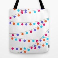 Circle Bunting Tote Bag
