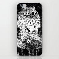 DIE TOLCHE iPhone & iPod Skin