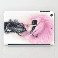 Pinkanhy Polka iPad Case