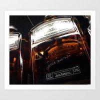Single Jack Art Print