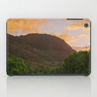 Beautiful Scenery iPad Case