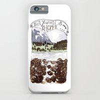 Feel Yourself At Home iPhone 6 Slim Case