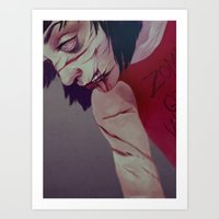 Zombiesgonewild Art Print