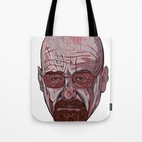 Mister White Tote Bag