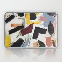 Large Collage With Paint 1 Laptop & iPad Skin