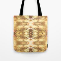 Warm City Lights Tote Bag